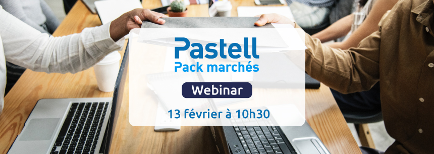 Pastell Pack Marchés